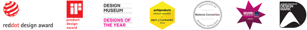 Design awards red dot furniture modular