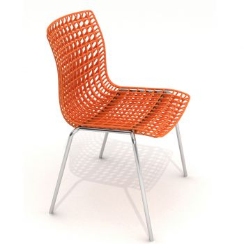 MOIRE - stacking chair